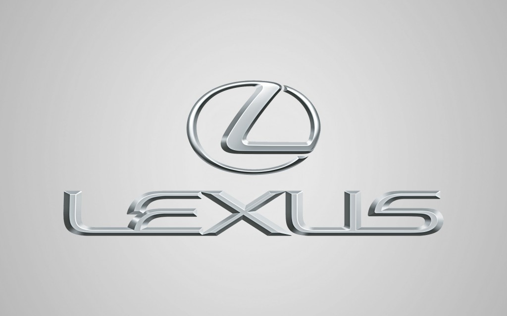 Lexus Logo Widescreen Wallpaper 2560x1600