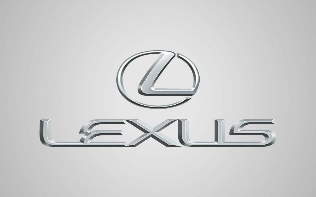 Lexus Logo Widescreen Wallpaper 2560x1600