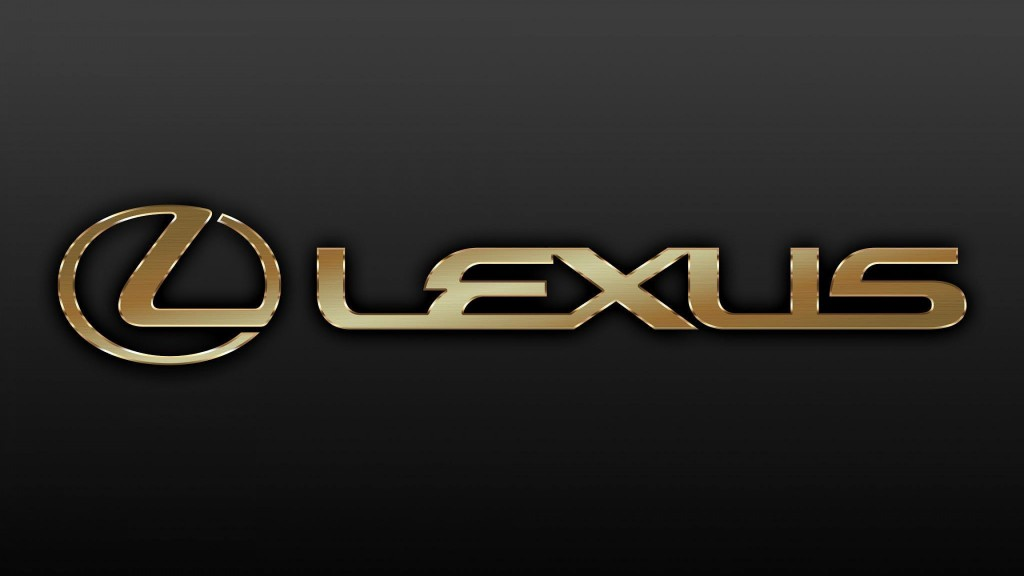 Lexus Logo 4K UHD Wallpaper 3840x2160
