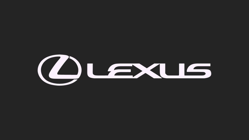 Lexus Logo Full HD Wallpaper 1920x1080