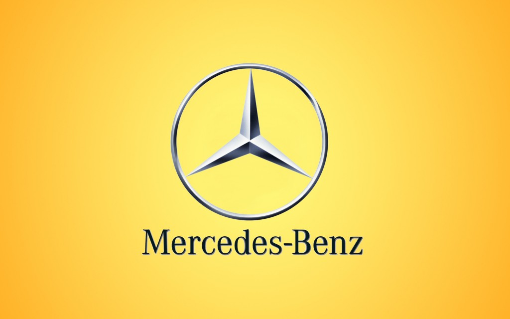 Mercedes Benz Logo Widescreen Wallpaper 2560x1600