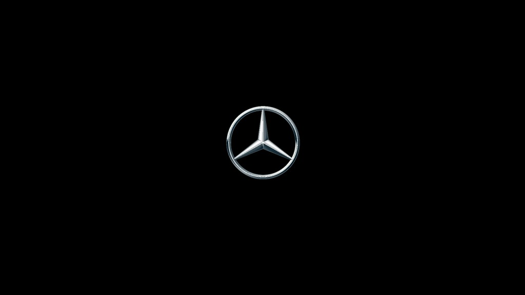 benz logo wallpapers wallpaper - photo #2