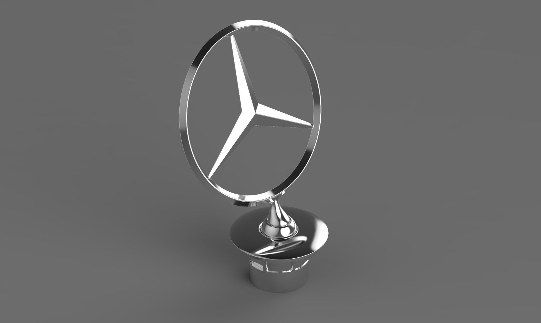 Mercedes benz logo wallpapers pictures images for Mercedes benz logo 3d