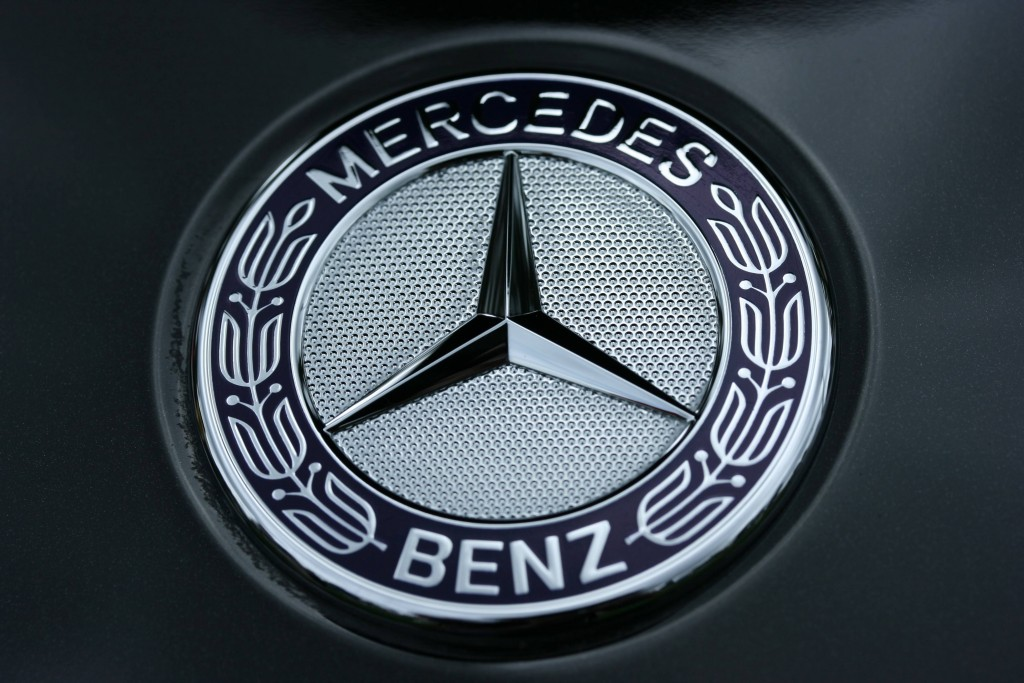 Mercedes Benz Logo Wallpaper 3888x2592