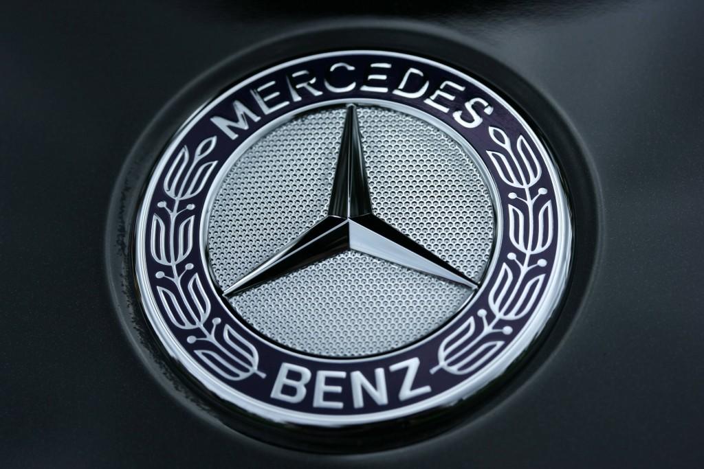 Mercedes Benz Logo Wallpaper 3888x2592