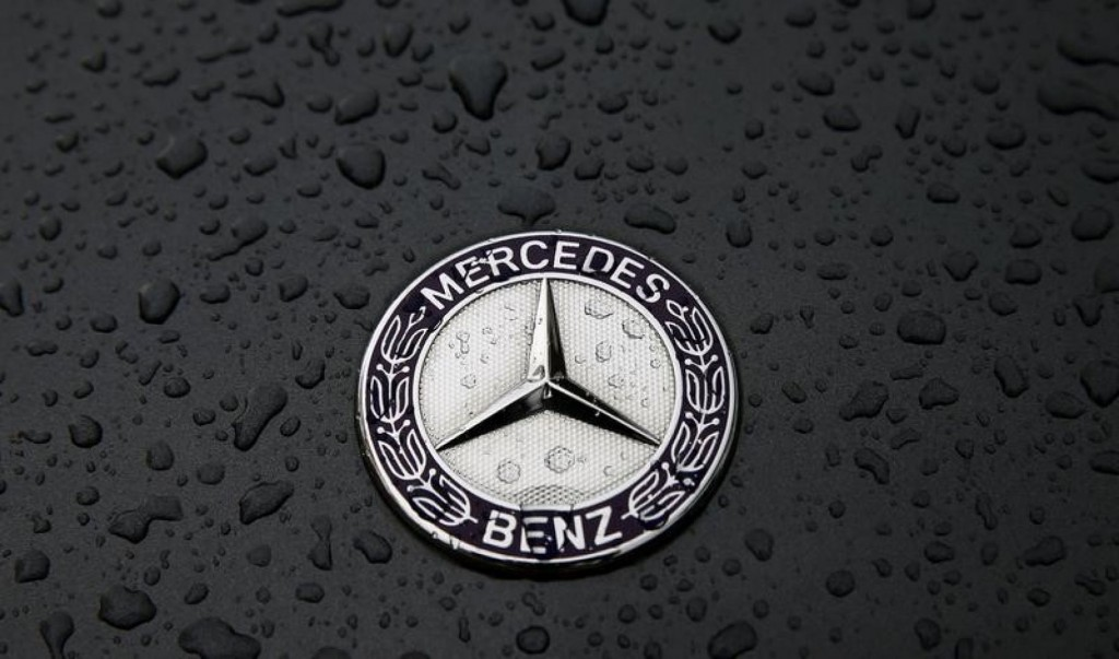 Mercedes Benz Logo Wallpaper 1834x1080
