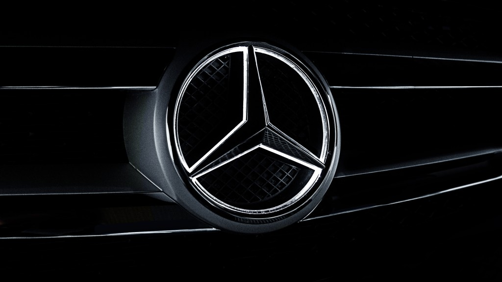 Mercedes Benz Logo Wallpaper 2530x1423