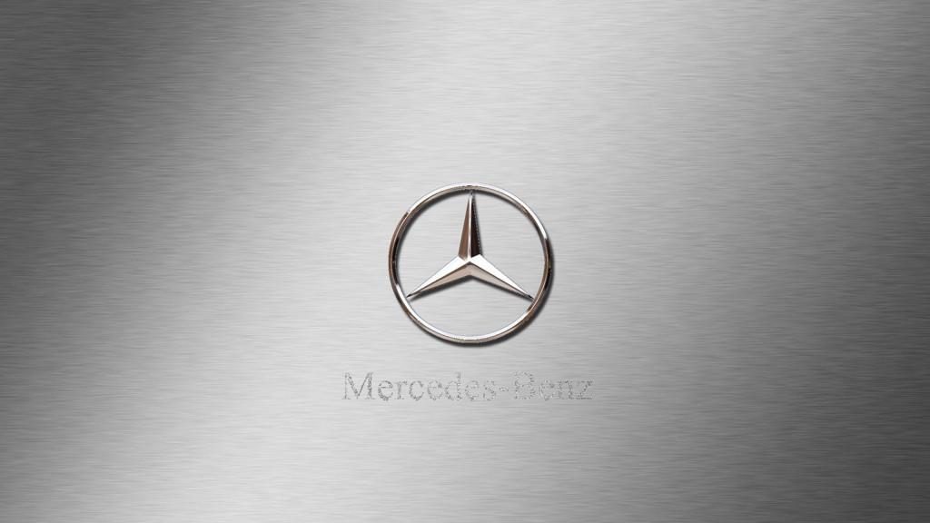 Mercedes Benz Logo Wallpaper 2560x1440