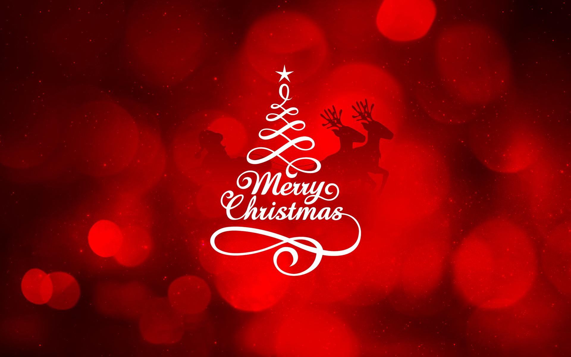 Merry Christmas Widescreen Wallpaper 1920x1200