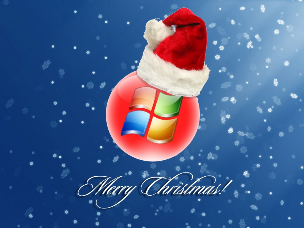 Merry Christmas Wallpaper 1600x1200