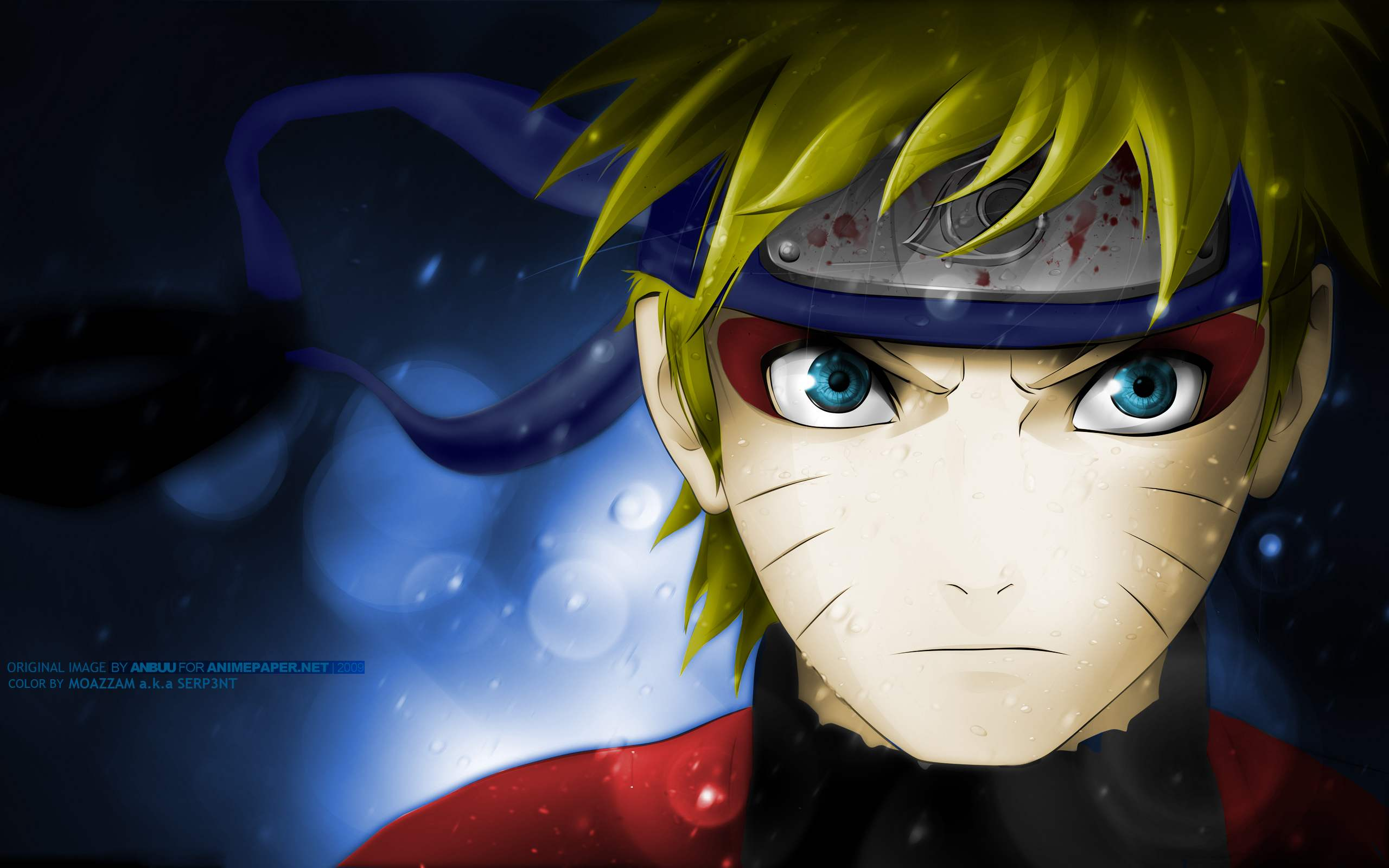 Naruto Shippuden Terbaru Widescreen Wallpaper 2560x1600