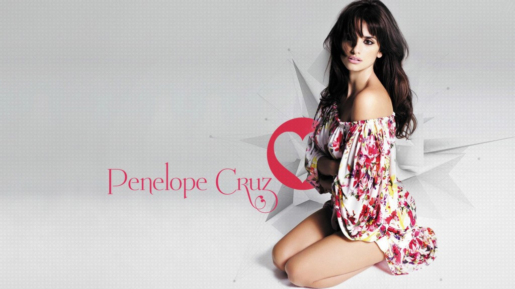 Penelope Cruz Full HD Wallpaper 1920x1080