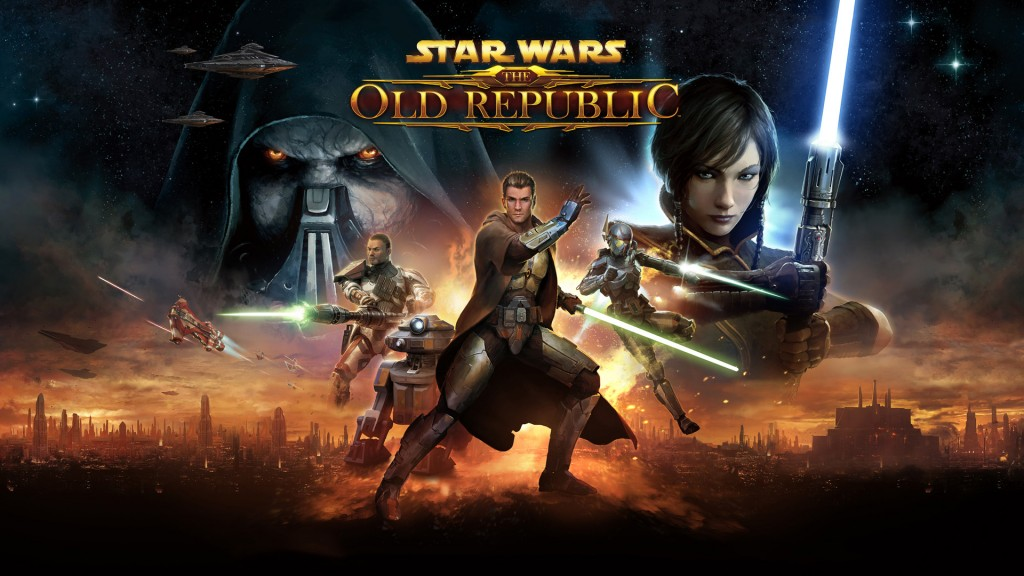 Star Wars: The Old Republic Full HD Wallpaper 1920x1080