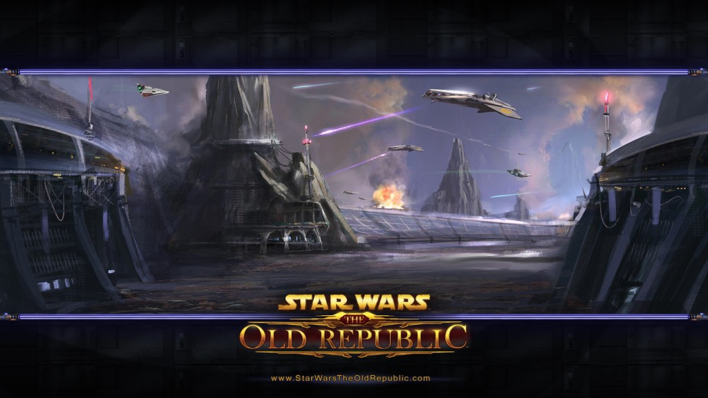 Star Wars: The Old Republic Wallpaper 2560x1440
