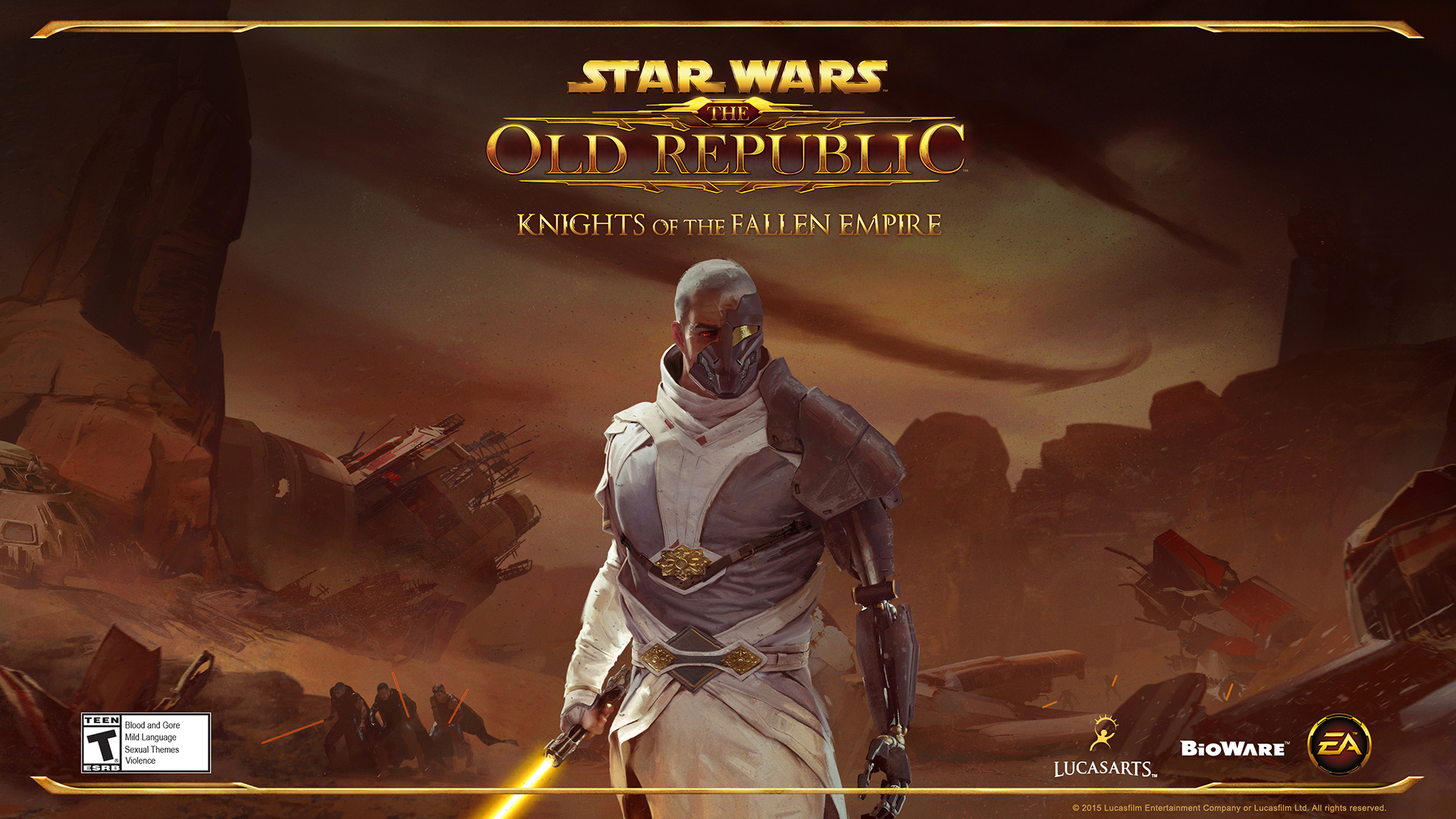 Fix star wars: the old republic windows 10 issues.
