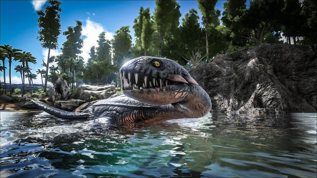 Ark Survival Evolved Backgrounds