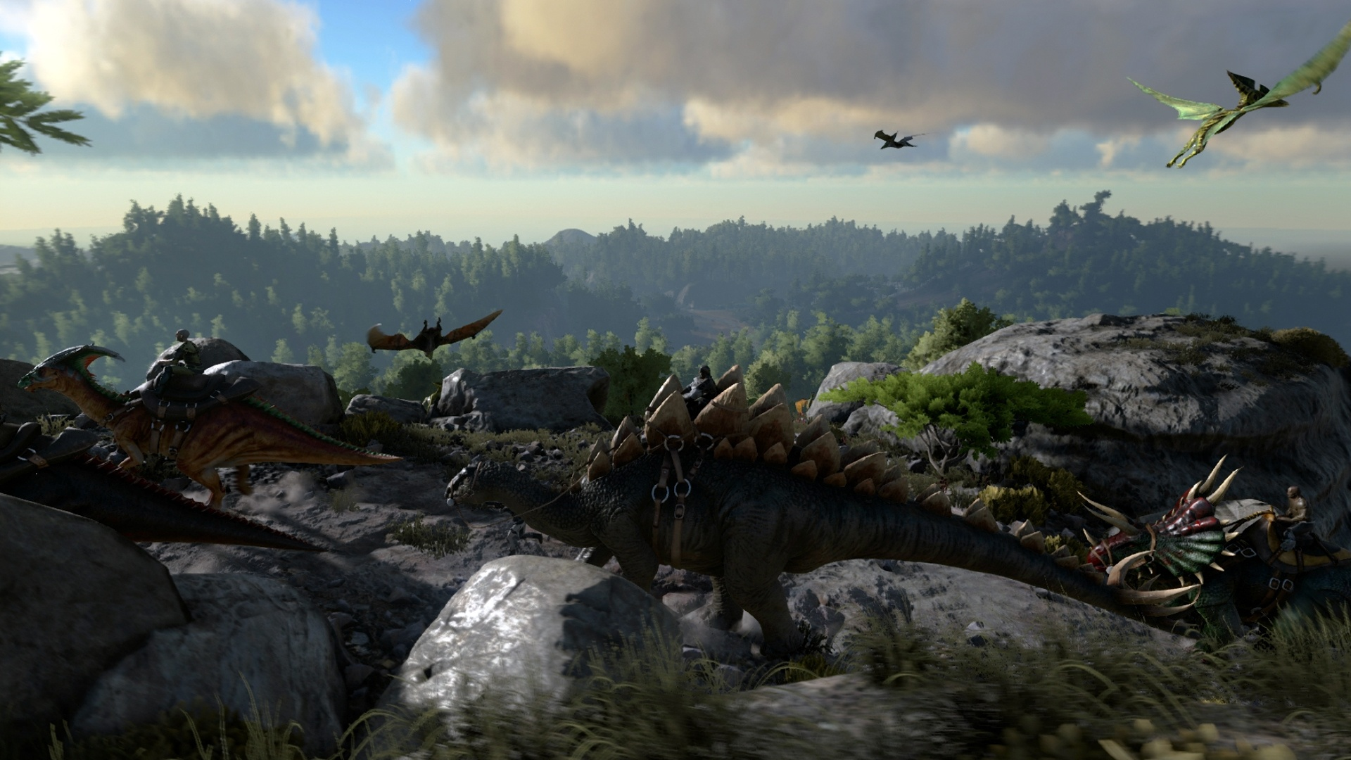 ARK: Survival Evolved Wallpapers, Pictures, Images