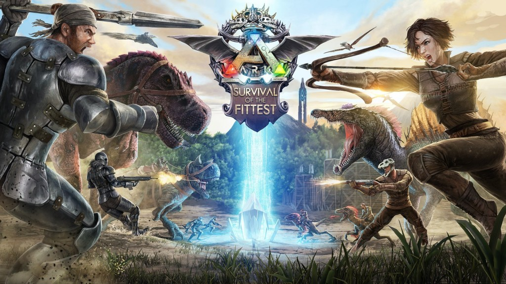 Ark Survival Evolved Backgrounds: ARK: Survival Evolved Wallpapers, Pictures, Images