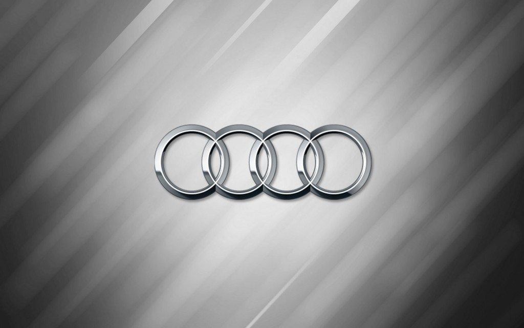 Audi Logo Widescreen Wallpaper 1920x1200