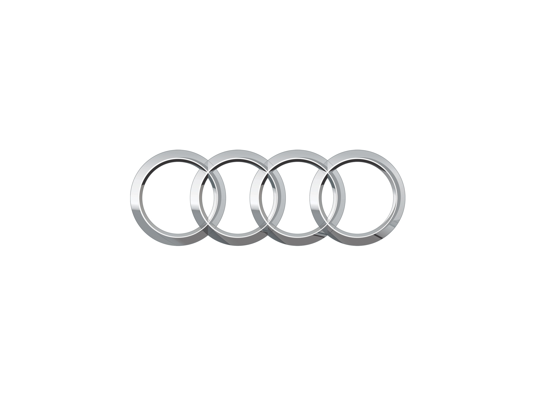 Audi Logo Wallpapers on white mercedes benz symbol
