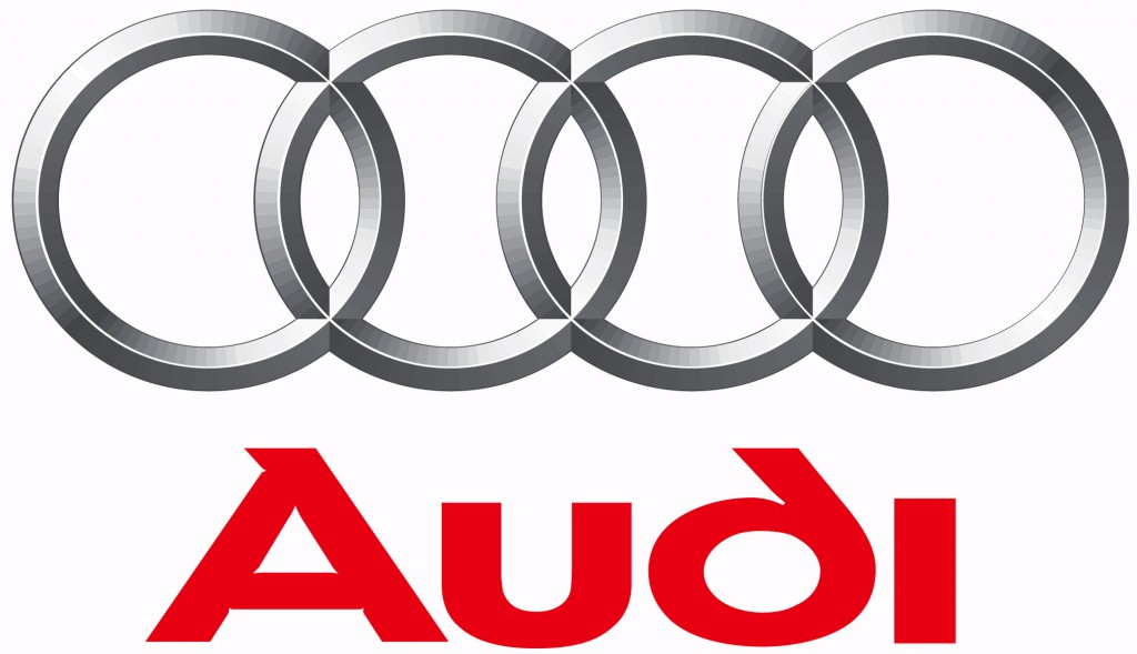 Audi Logo Wallpaper 2028x1166