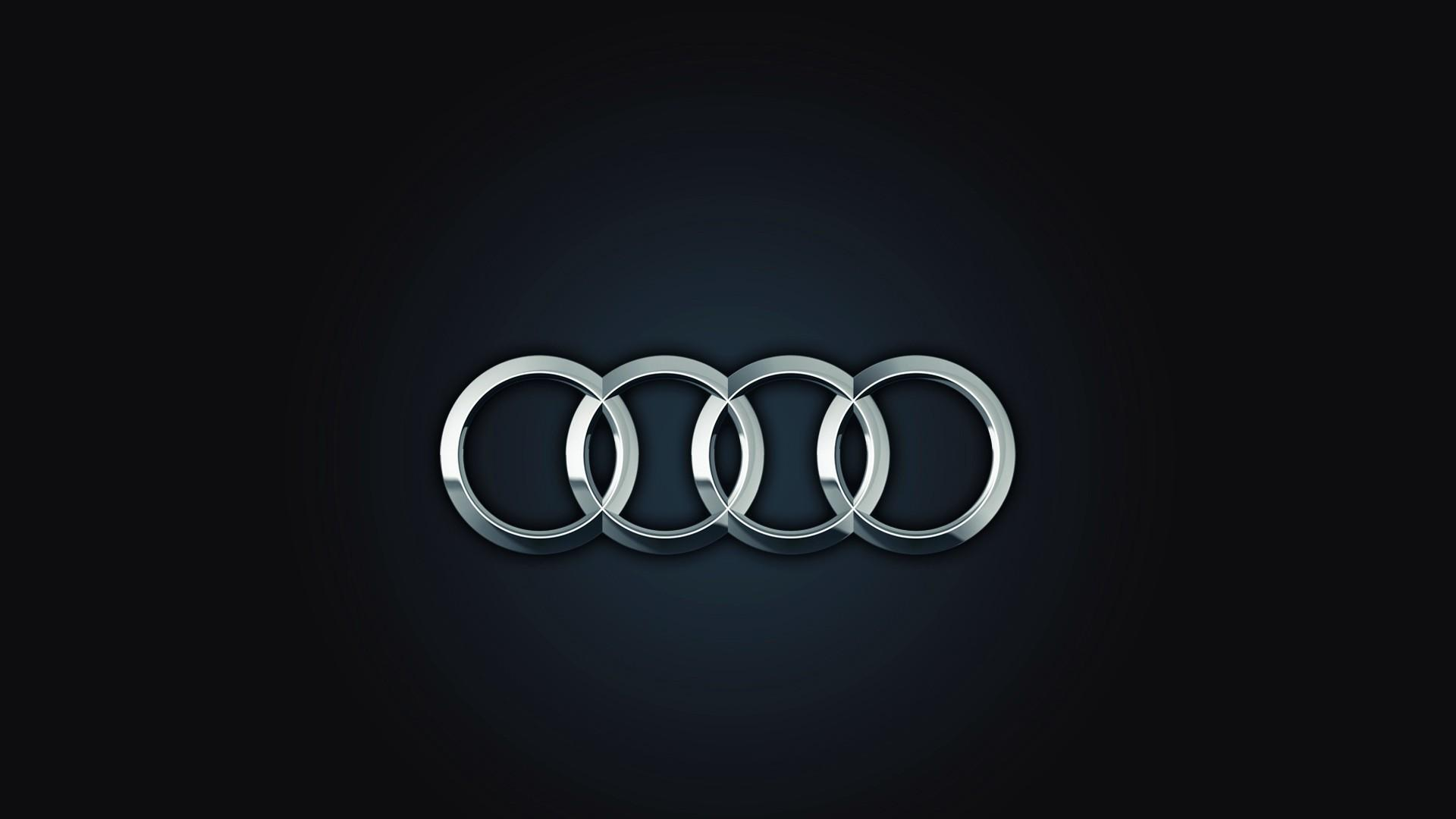 audi logo wallpapers pictures images. Black Bedroom Furniture Sets. Home Design Ideas