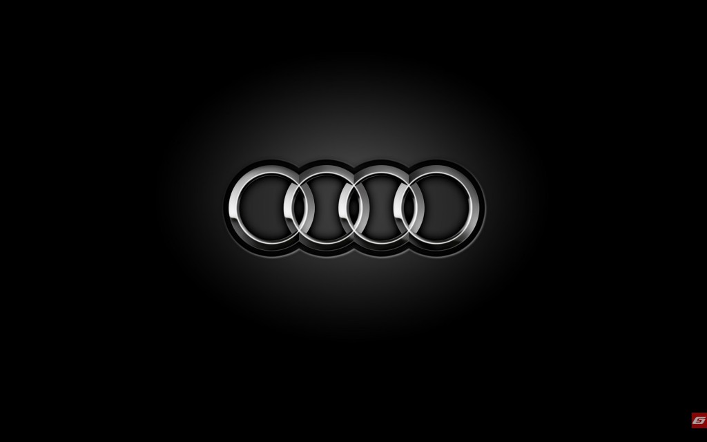 Audi Logo Widescreen Wallpaper 1920x1200