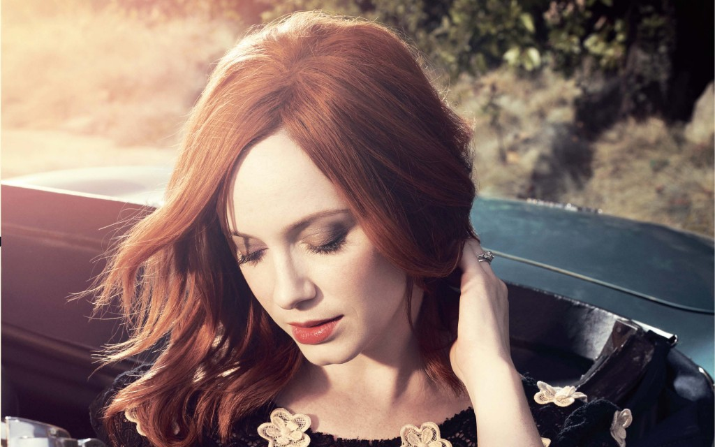 Christina Hendricks Wallpaper 3200x2000