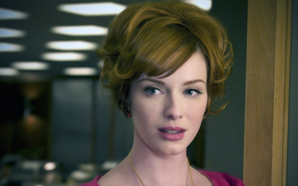 Christina Hendricks Widescreen Wallpaper 1920x1200