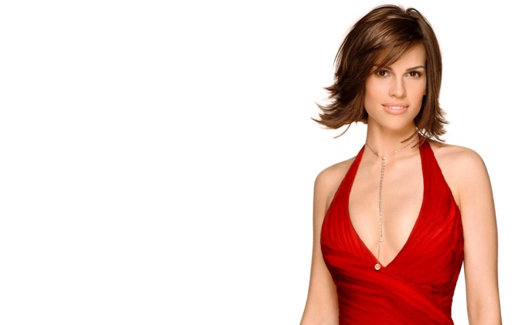 Hilary Swank Widescreen Wallpaper 1920x1200