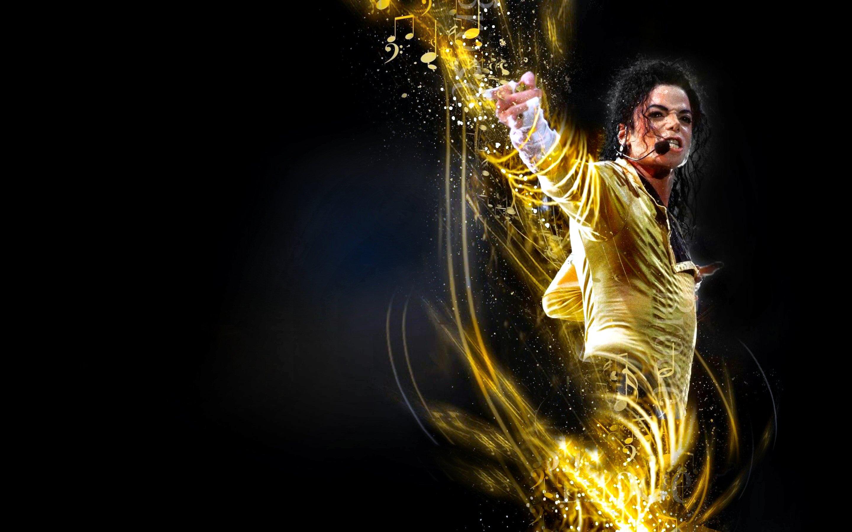 Michael Jackson Widescreen Wallpaper X