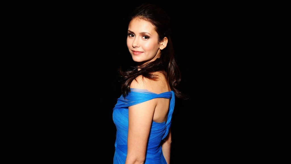 Nina Dobrev Full HD Wallpaper 1920x1080