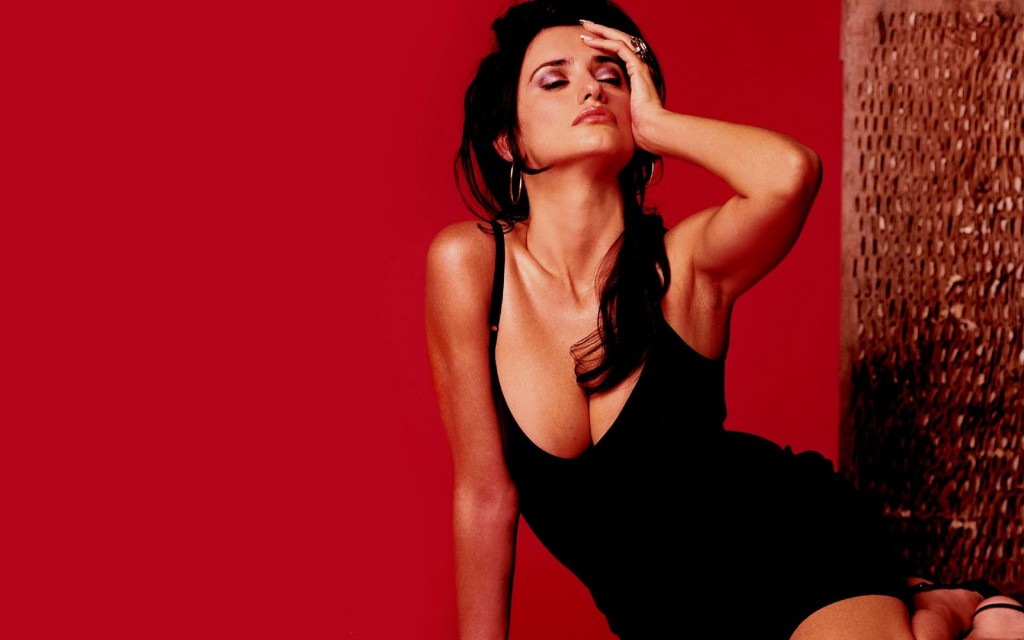 Penelope Cruz Widescreen Wallpaper 1920x1200