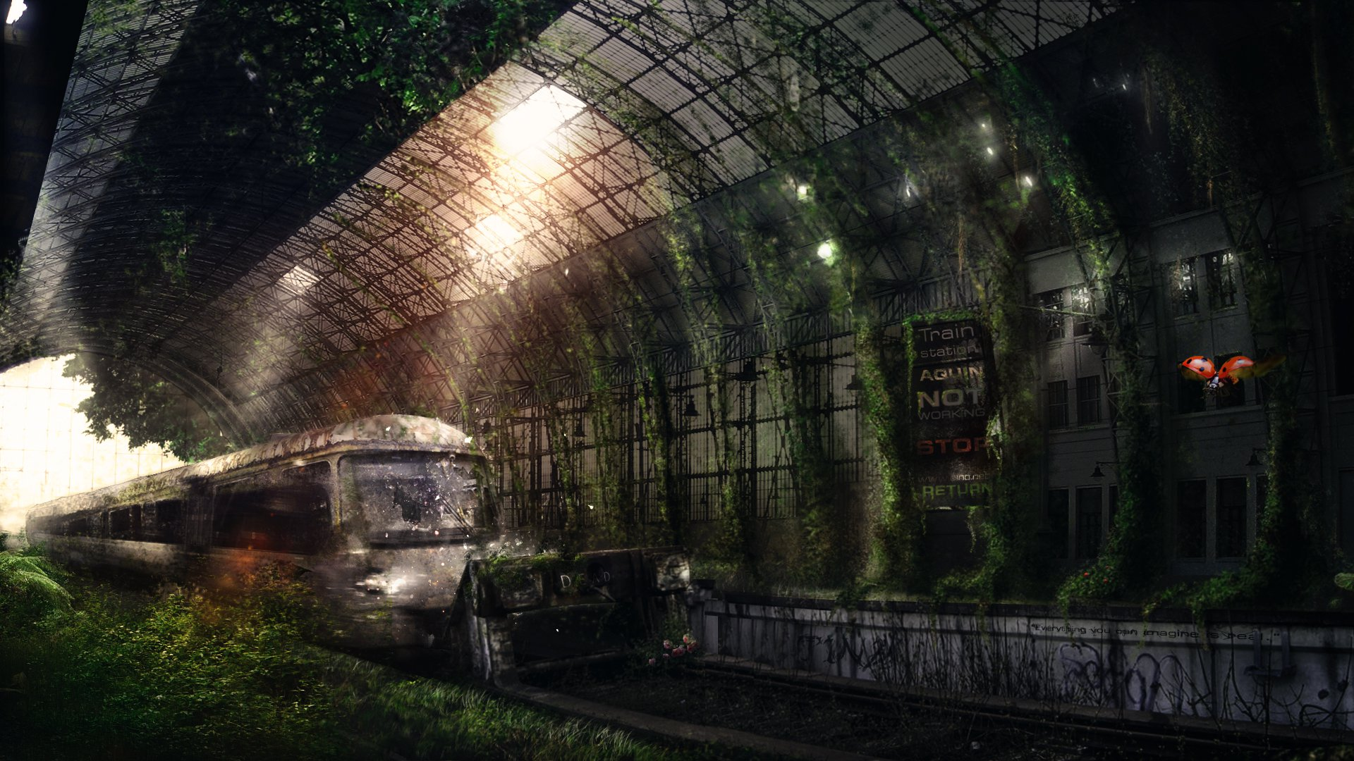 Post Apocalyptic Wallpapers Pictures Images