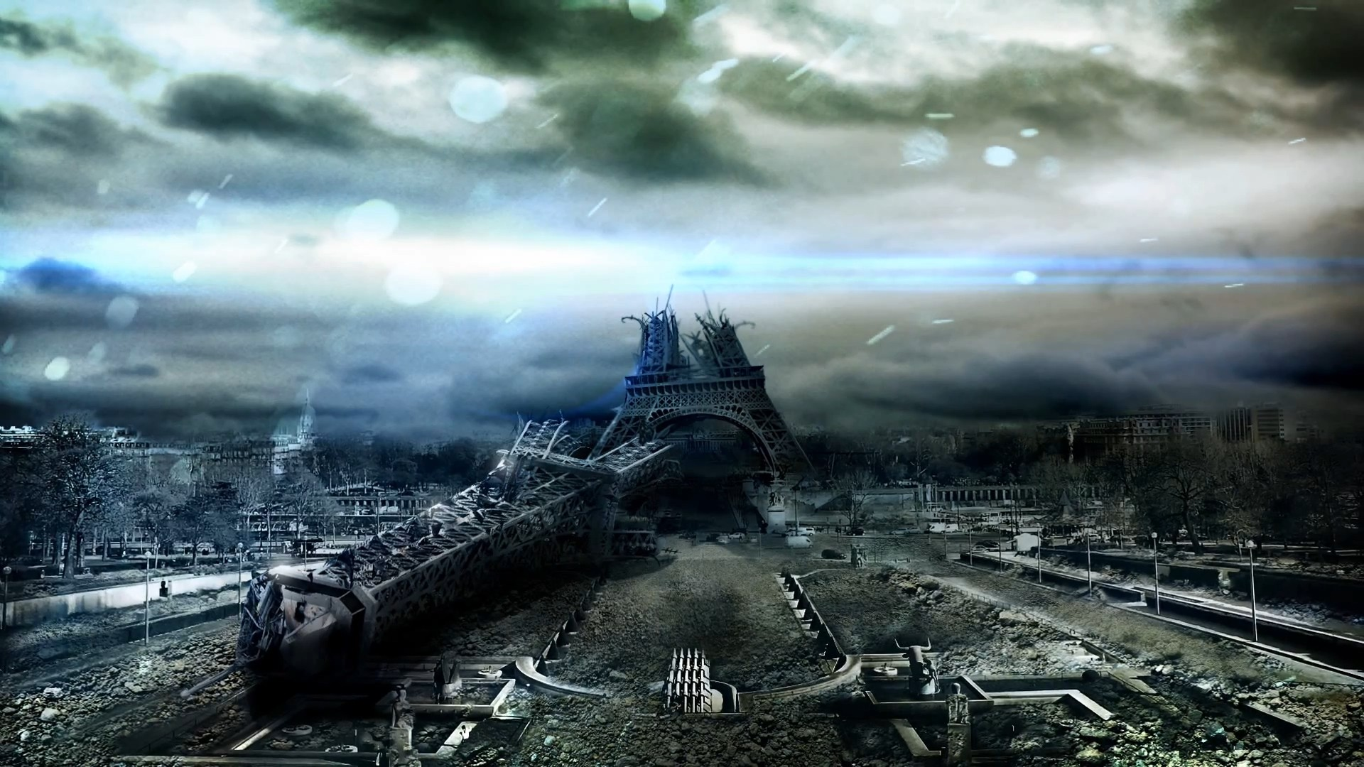 Post apocalyptic wallpapers pictures images for Immagini desktop 1366x768
