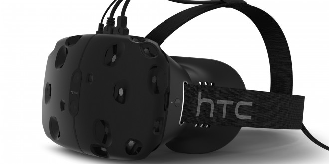 HTC Vive Wallpapers