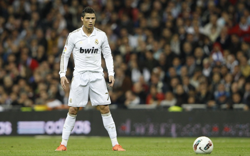 Cristiano Ronaldo Widescreen Wallpaper 1920x1200