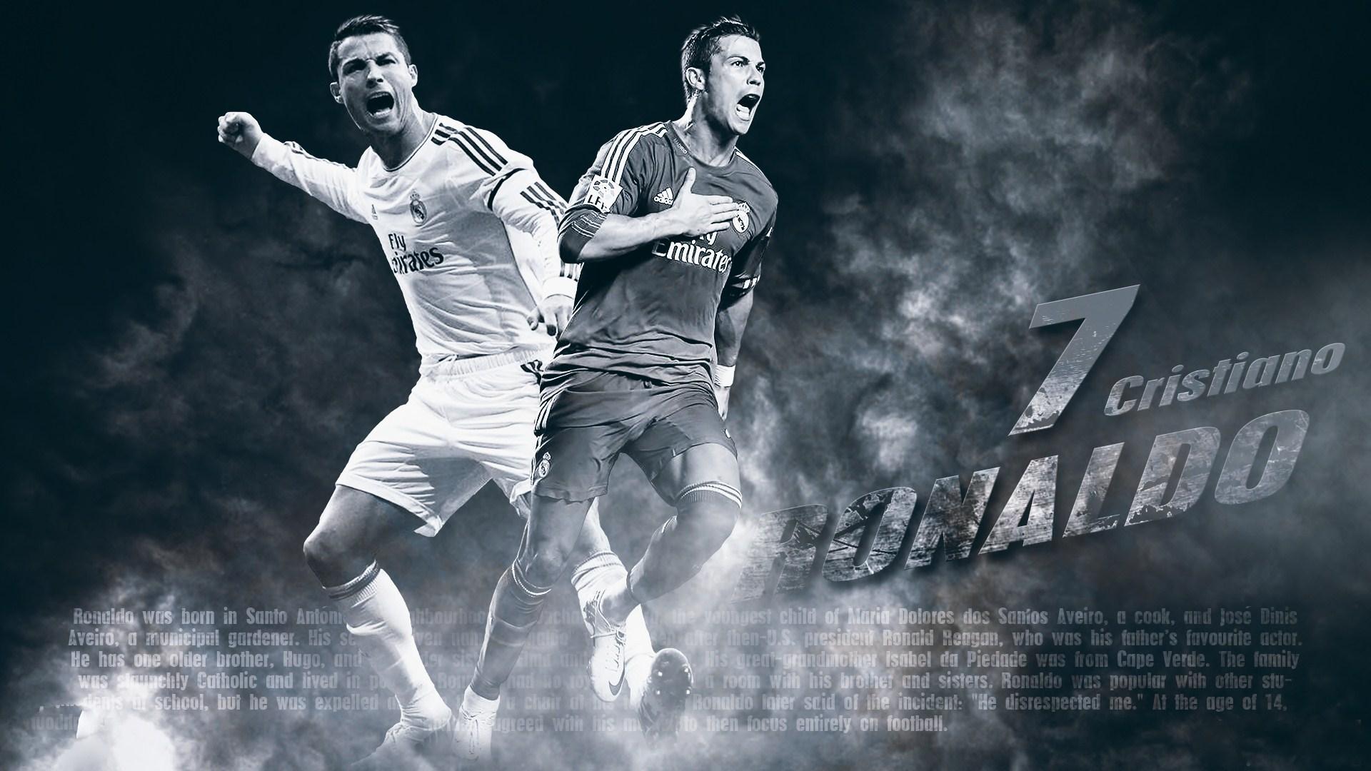 Cristiano Ronaldo Full HD Wallpaper 1920x1080