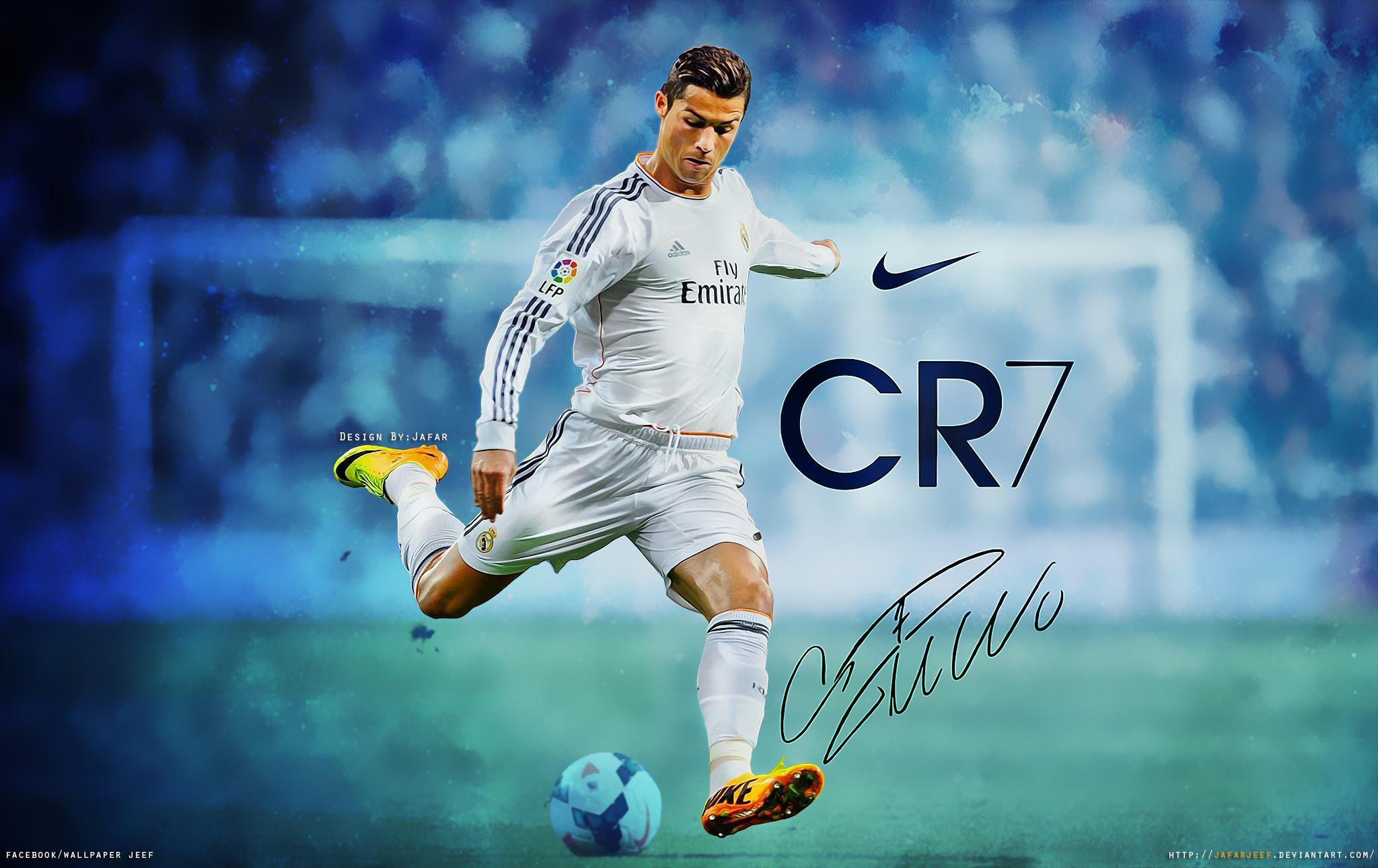 Cristiano Ronaldo Wallpaper 2048x1291