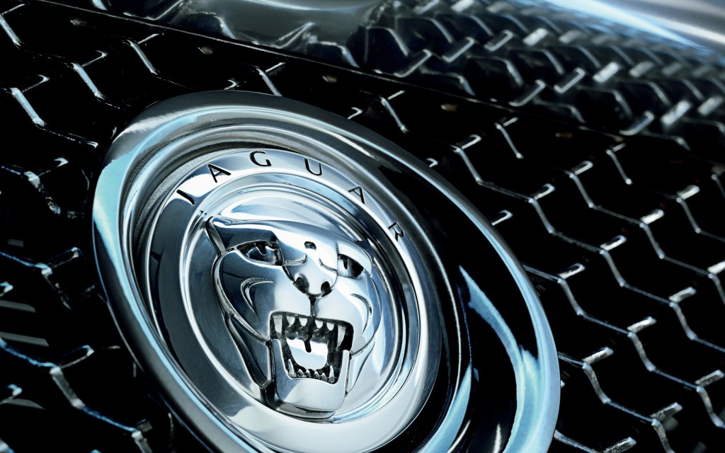 Jaguar Logo Widescreen Wallpaper 1920x1200