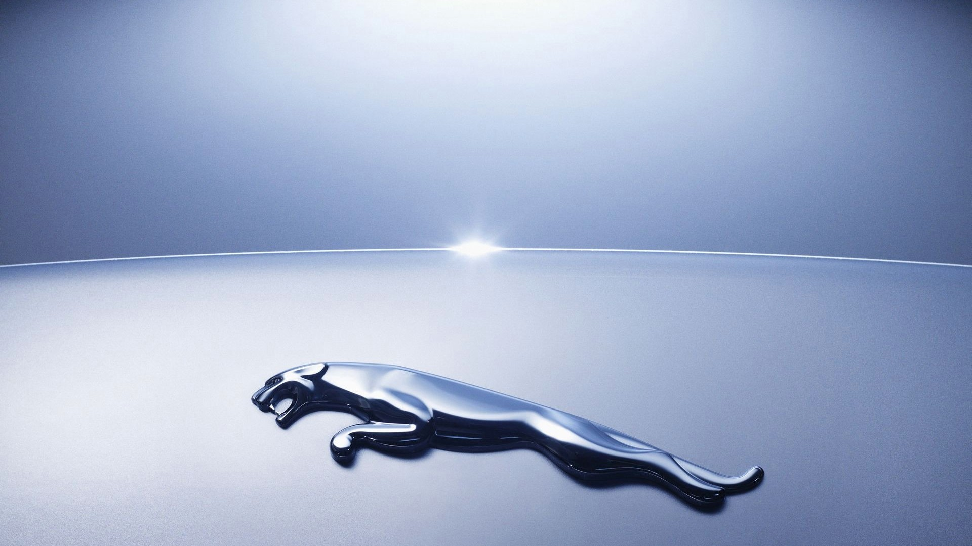 jaguar logo full hd wallpaper 1920x1080