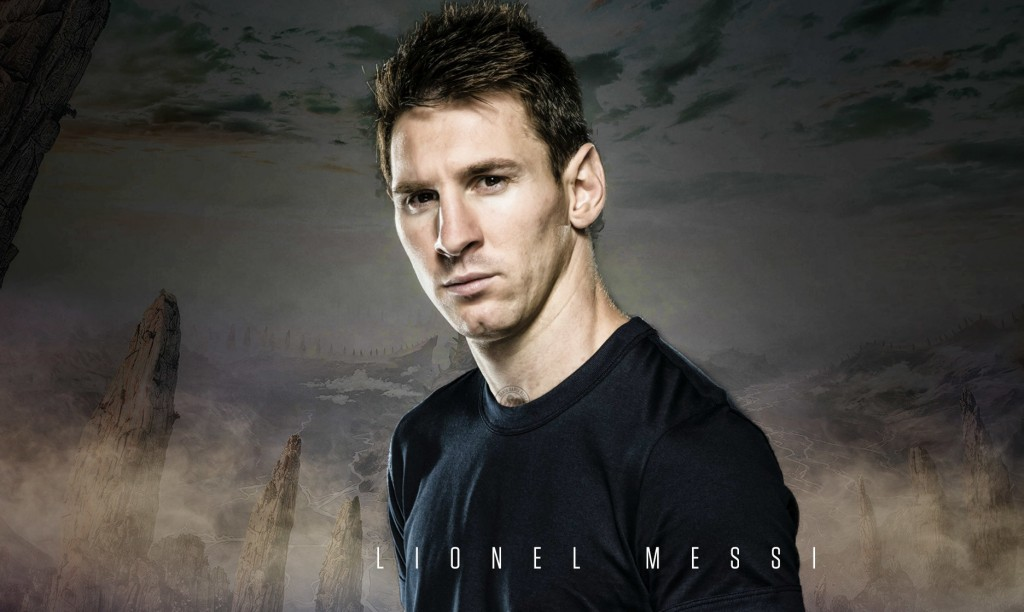 Lionel Messi Wallpaper 1872x1118