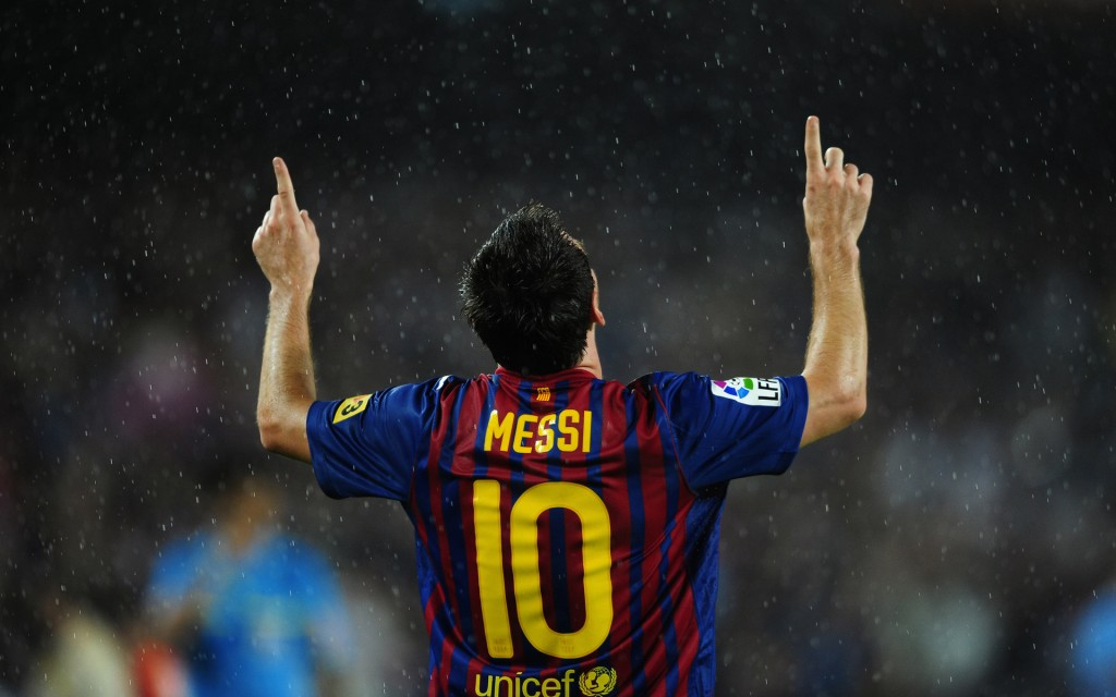 Lionel Messi Widescreen Wallpaper 1920x1200