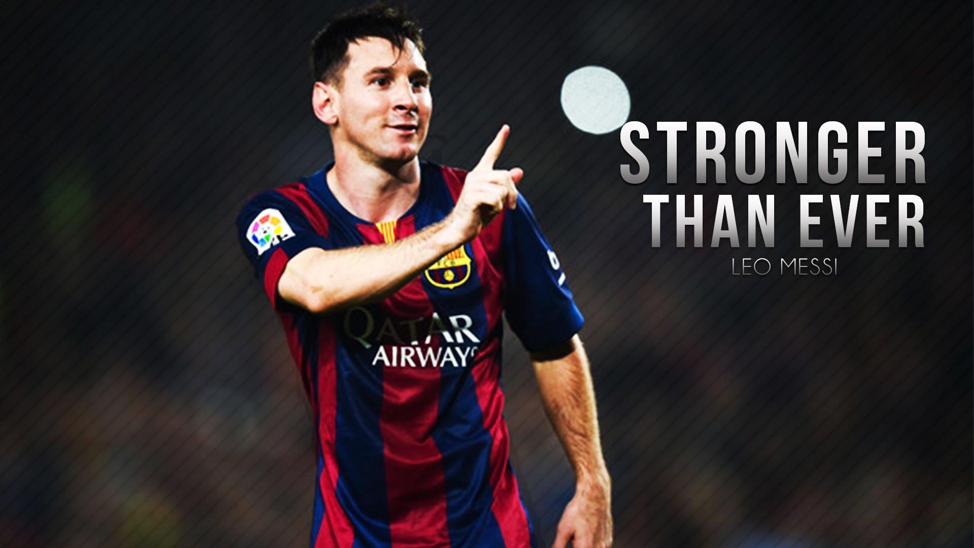 Lionel Messi Full HD Wallpaper 1920x1080