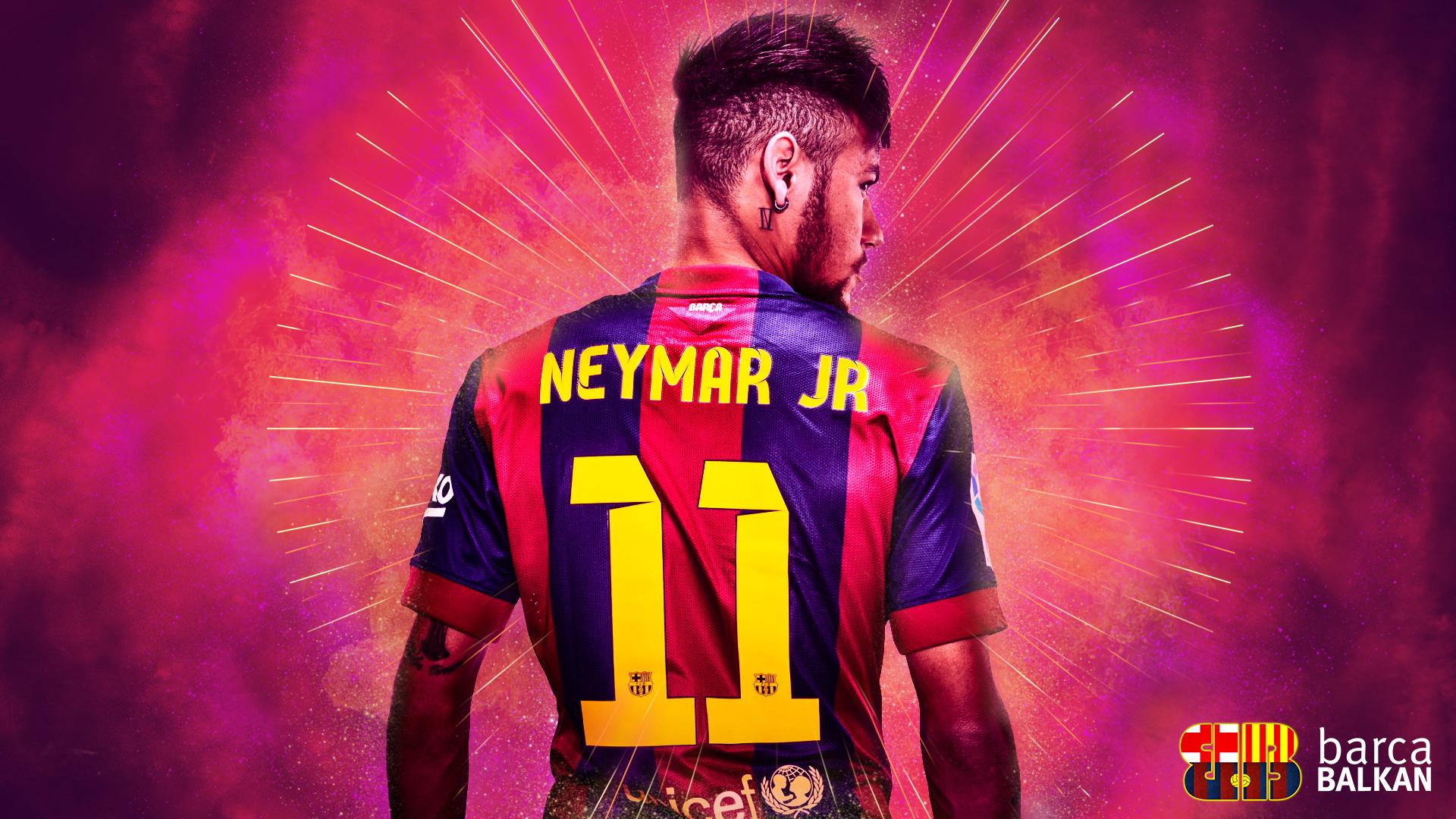 Neymar Full HD Wallpaper 1920x1080