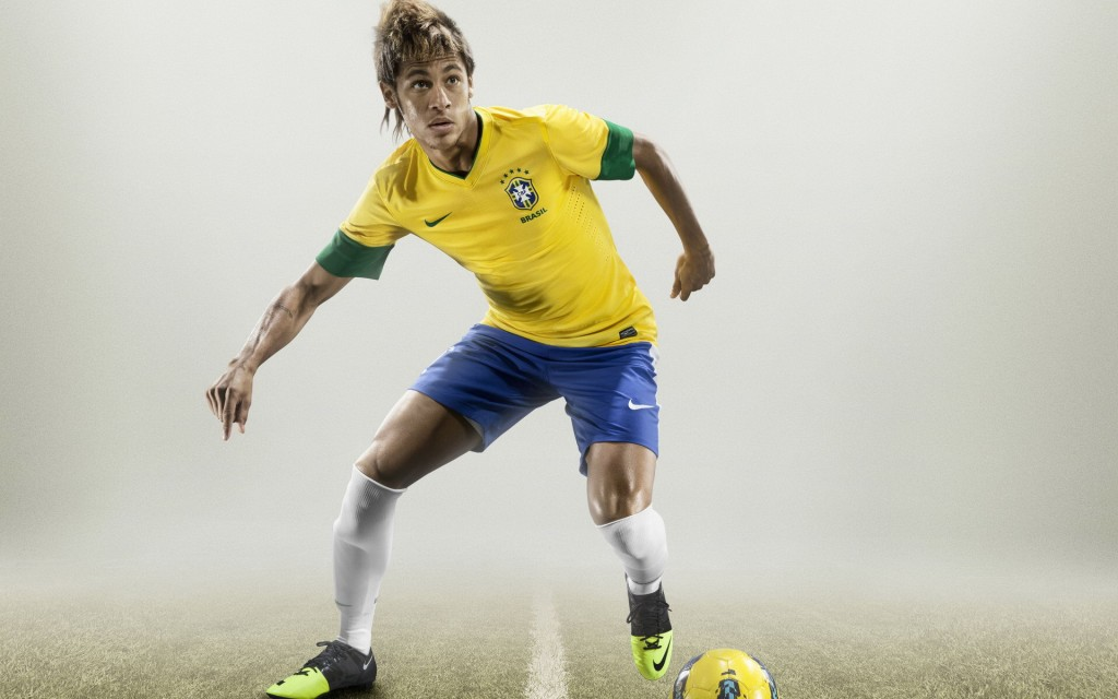 Neymar Widescreen Wallpaper 1920x1200