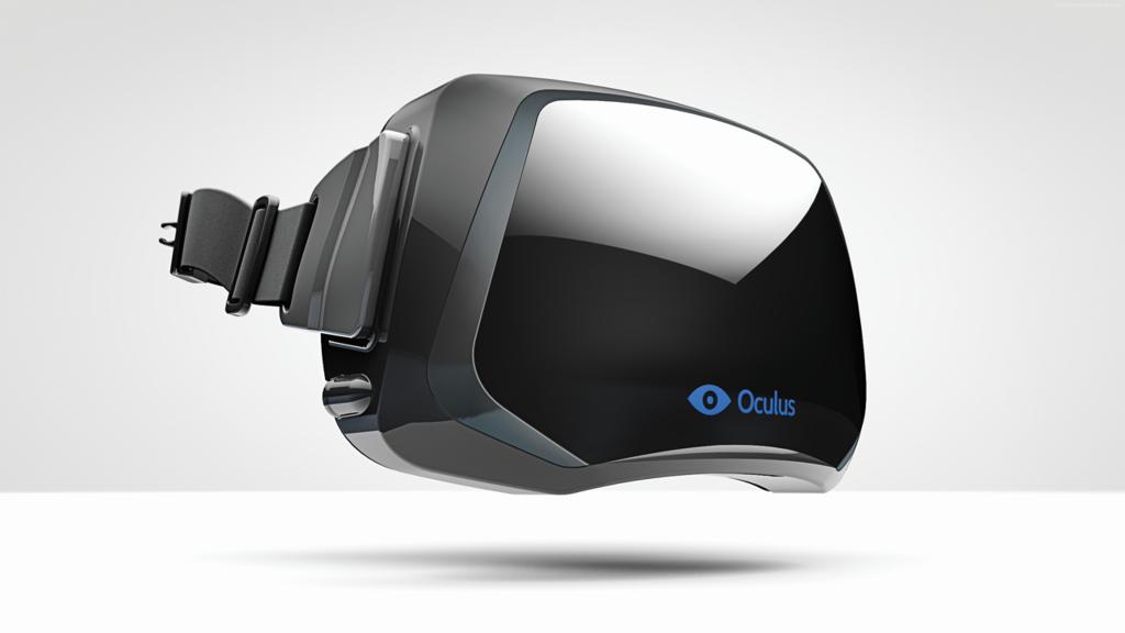 Oculus Rift 4K UHD Wallpaper 3840x2160