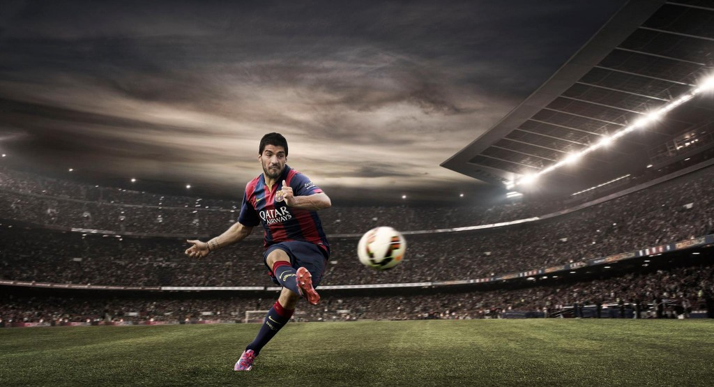 Luis Suarez Wallpaper 2048x1109