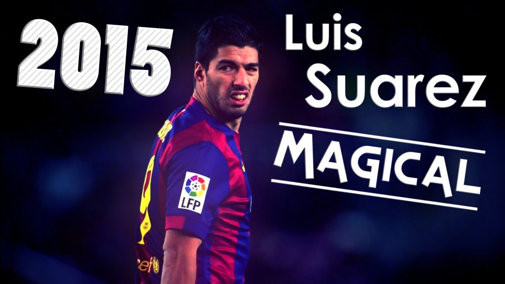 Luis Suarez Full HD Wallpaper 1920x1080