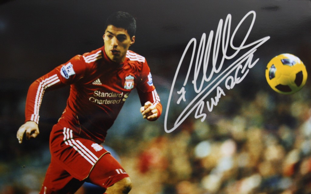 Luis Suarez Widescreen Wallpaper 1920x1200